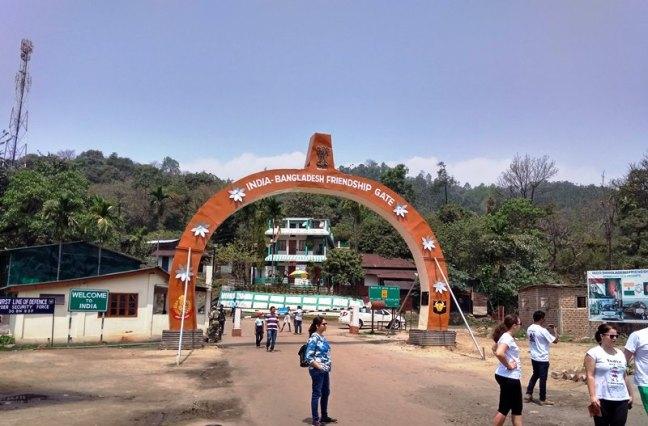Dawki, Shnongpdeng, Dawki border, Kaziranga National Park, Umngot, Shnongpdeng Homestay